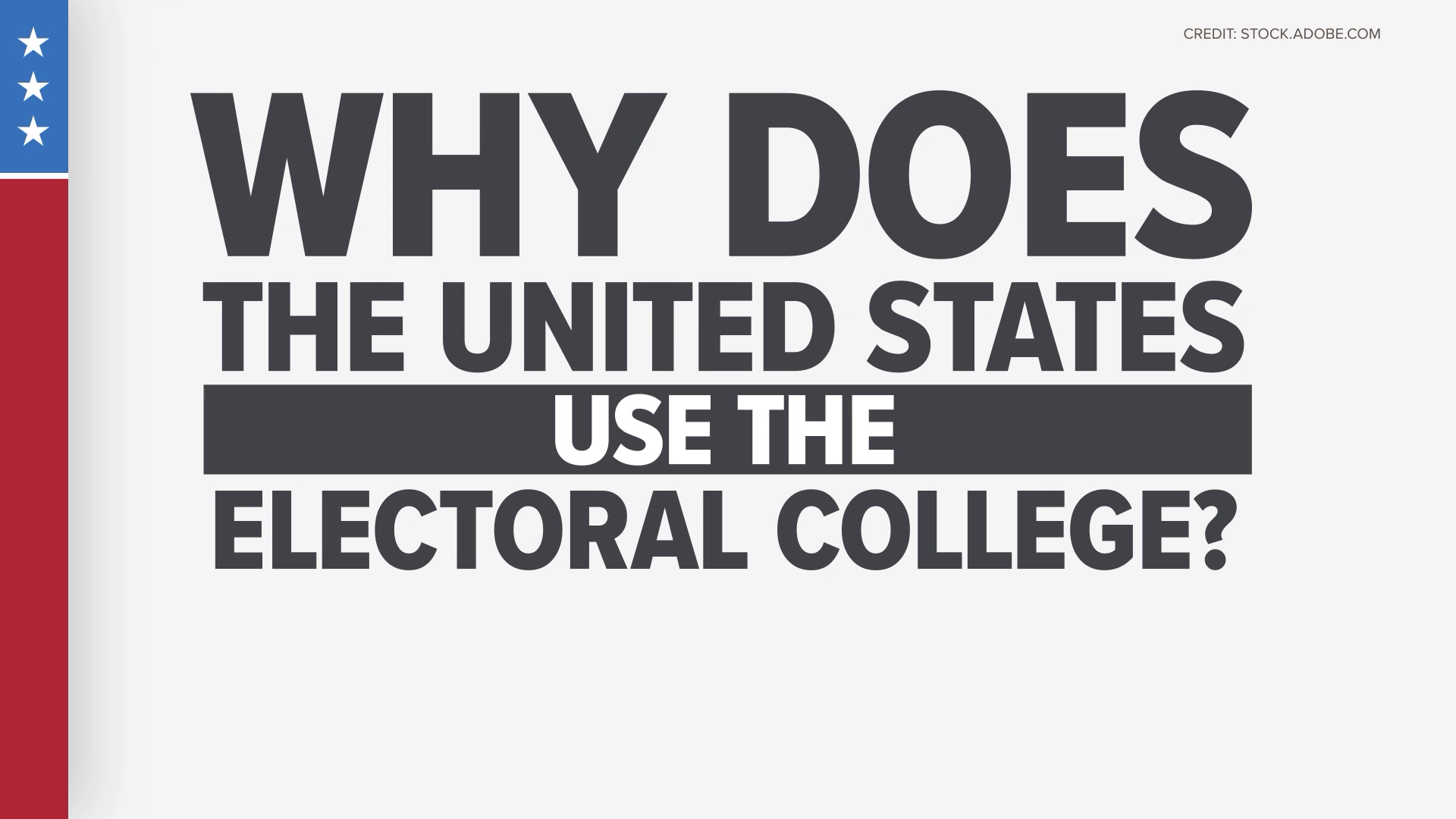 Trump is waiting for electoral college for electoral victory