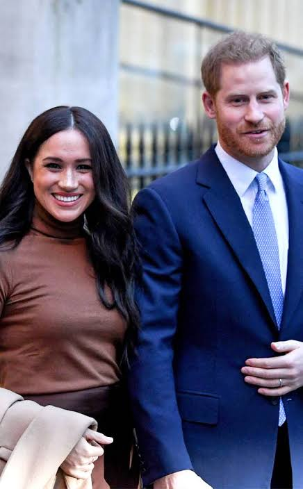 Prince Harry and megan markle to end the crown