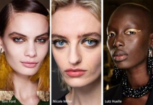 Makeup rend of stars in 2020