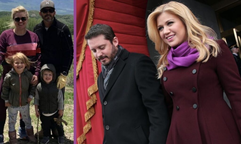 Kelly Clarkson divorced by Brandon Blackstock in 2020 bcame highlighted