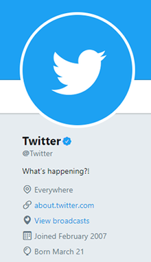 twitter is about to re-launch verification policy