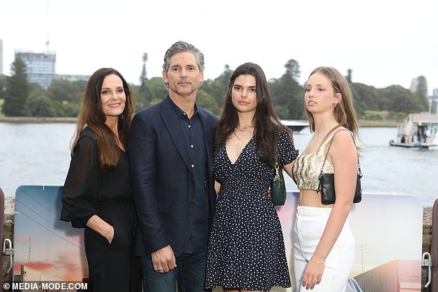 Eric Bana's Daughter Is All Set To Follow Her Dad's Footsteps By Getting Into Show Business