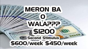 $600 stimulus check spends this week
