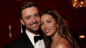 justin timberlake talks about his 2nd child