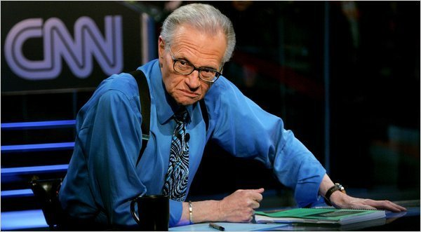 larry king tested positive for COVID